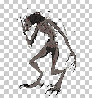 Demon Cartoon Costume Design Illustration Legendary Creature PNG