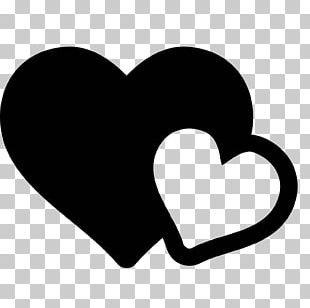 Computer Icons Heart PNG, Clipart, Black And White, Bookmark