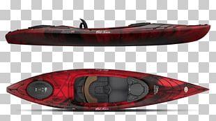 Recreational Kayak Old Town Canoe Loon 126 Angler PNG