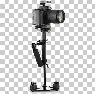 Steadicam Camera Stabilizer Digital SLR Camcorder Video Cameras PNG