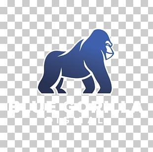Blue Gorilla Digital Advertising Agency Digital Marketing Online Advertising PNG