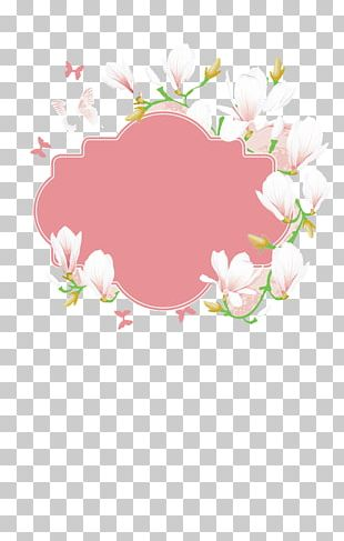 Flower Butterfly Icon PNG