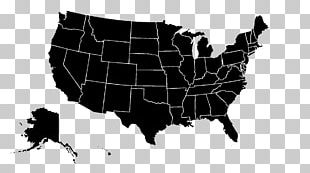 Florida Blank Map U.S. State PNG