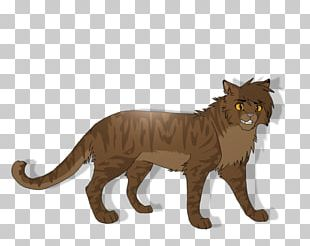 Cats Of The Clans Whiskers Warriors Brambleclaw PNG