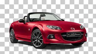 Sports Car Mazda Motor Corporation Luxury Vehicle Mazda MX-5 PNG
