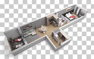 Appartement Deux Pièces Apartment House Room Modern PNG