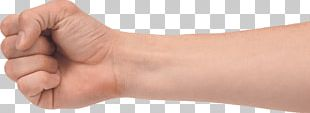 Fist Hand PNG