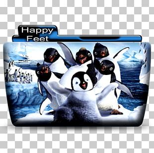 Mumble Penguin Happy Feet Film 4K Resolution PNG
