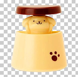 Purin Sanrio Crème Caramel My Melody Hello Kitty PNG