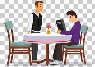 Take-out Waiter Restaurant Stock Photography PNG