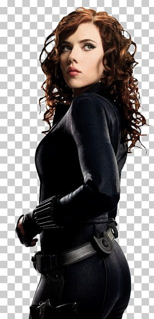 Scarlett Johansson Black Widow Marvel Avengers Assemble Iron Man Marvel Cinematic Universe PNG