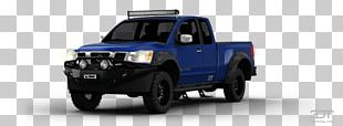 Tire Pickup Truck Car Off-road Vehicle Bumper PNG