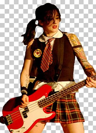 Bass Guitar Electric Guitar Musician Singer-songwriter Tartan PNG