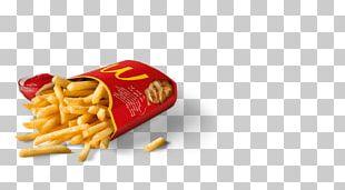 McDonald's French Fries Fast Food Hamburger Breakfast PNG