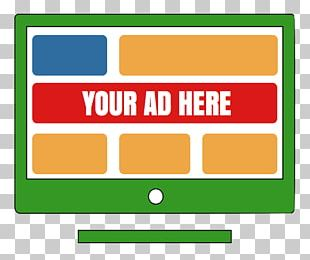 Digital Marketing Display Advertising Web Banner PNG