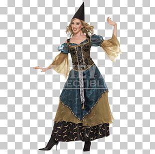 Halloween Costume Dress Costume Party Woman PNG