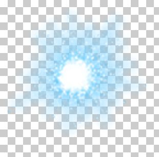 Meteor Magic Light Effect PNG