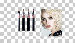 Cosmetics Trademark Lipstick Eye Liner Hair Coloring PNG