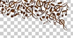 Music Animation YouTube Poster PNG