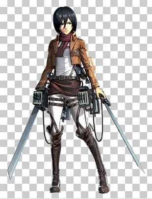Mikasa Ackerman A.O.T.: Wings Of Freedom Eren Yeager Attack On Titan Levi PNG