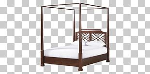Bed Frame Mattress Four-poster Bed PNG