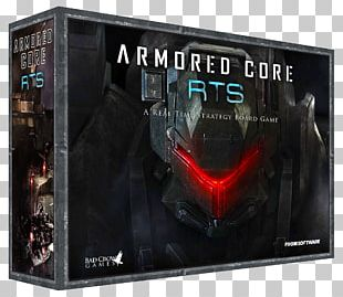Armored Core Board Game Real-time Strategy Video Game PNG