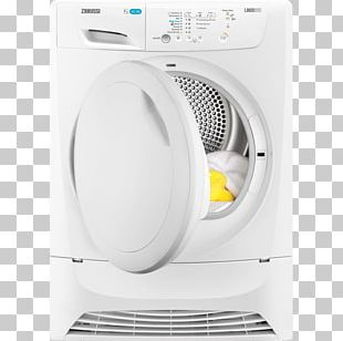 Clothes Dryer Zanussi 7kg Condenser Freestanding Dryer Zanussi 7kg Condenser Freestanding Dryer Washing Machines PNG