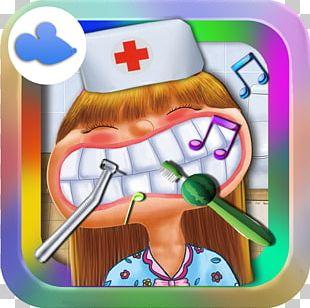 Dentist:Teeth Doctor-Hospital Free Kids Game Teeth Games Cute Dentist Crazy Dentist Doctor PNG