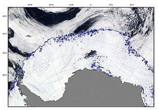 Antarctica Weddell Sea Southern Ocean Weddell Polynya PNG