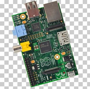 Microcontroller Raspberry Pi TV Tuner Cards & Adapters Computer Hardware ARM Architecture PNG