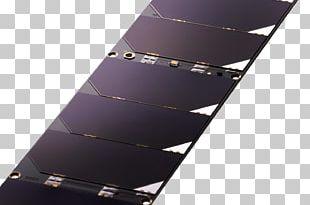 Solar Panels Solar Power CubeSat Low Earth Orbit Solar Cell PNG