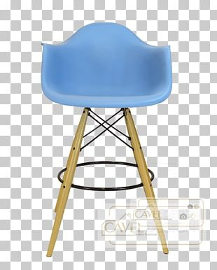 Eames Lounge Chair Bar Stool Seat PNG