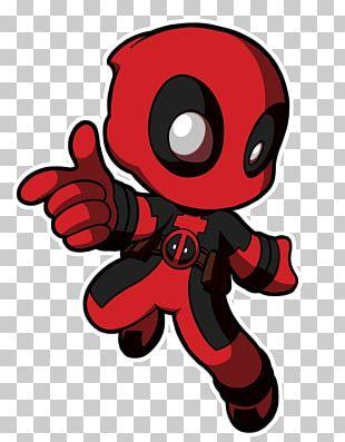 Deadpool Sticker Spider-Man Marvel Comics PNG