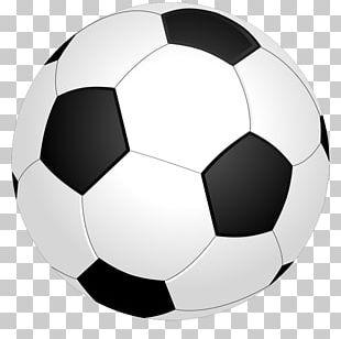 Football Ball Game Goal PNG