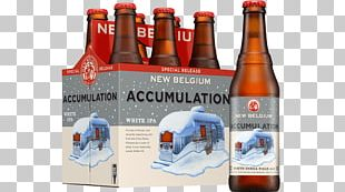 New Belgium Brewing Company India Pale Ale Beer Bitter PNG