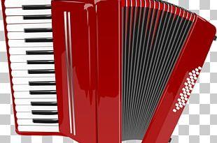 Piano Accordion Diatonic Button Accordion PNG