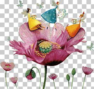 Floral Design Illustrator Drawing Art PNG