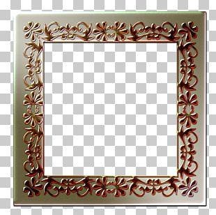 Frames Rectangle Square Meter Pattern PNG