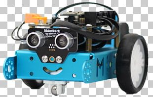 Robotics Makeblock MBot Scratch Robot Kit PNG