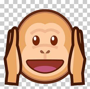 Three Wise Monkeys Emoji YouTube PNG