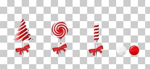 Christmas Lollipop Candy Gift Caramel PNG