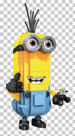 Kevin The Minion Evil Minion Despicable Me Mega Brands Construction