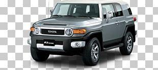 Toyota FJ Cruiser Car Toyota Land Cruiser Jeep Wrangler PNG