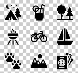 Computer Icons Symbol Tent Camping PNG