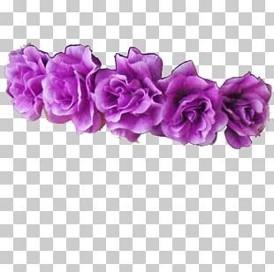 Garden Roses Wreath Crown Flower PNG