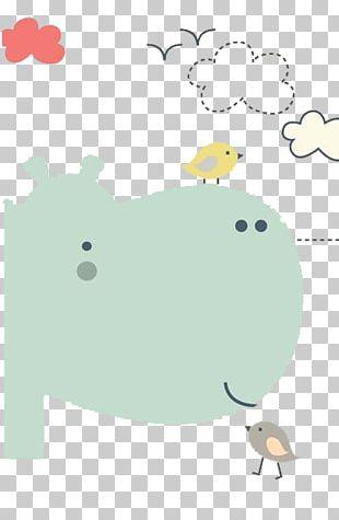 Hippopotamus Hippo Pottymouth Hippo's Yawn Sapsali PNG