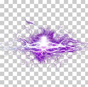 Graphic Design Lightning PNG