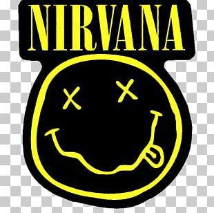 Nirvana T-shirt Logo Grunge Merchandising PNG
