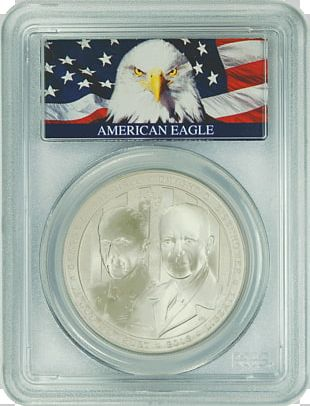 Commemorative Coin American Silver Eagle United States Dollar United States Mint PNG