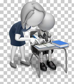Teacher Student School Classroom PNG